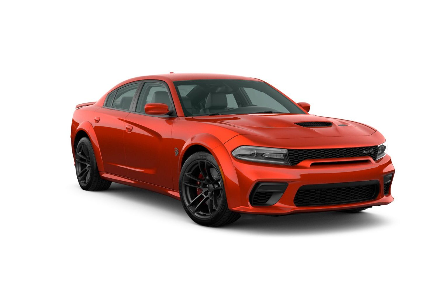 Charger Hellcat PVQ