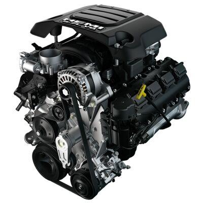 STANDARD 5.7L HEMI ENGINE