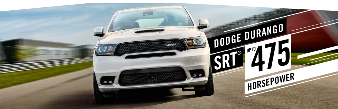 DURANGO SRT PERFORMANCE